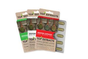 kratom capsules sample pack
