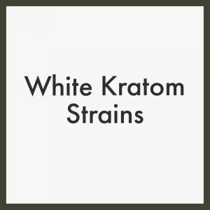 White Kratom