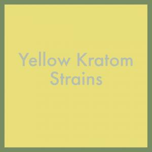 Yellow Kratom